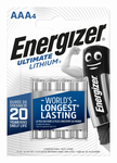 Baterie Energizer Ultimate Lithium AAA