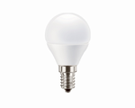 PILA LED LUSTER 40W E14 827 P45 FR ND