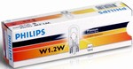 Philips Vision 12516CP W1,2W W2x4,6d 12V 1,2W