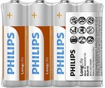 Philips baterie AA Long Life 4ks folie R6L4F/10