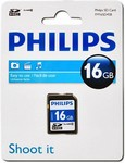 SD karta 16GB FM16SD45B/10 Philips
