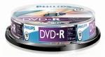 Philips DVD-R 4,7 GB 16X box 10ks