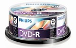 Philips DVD-R 4,7 GB 16X box 25ks