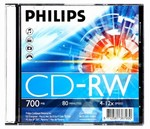 Philips CD-RW 4-12x 700MB