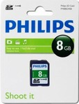 SDHC 8GB karta Philips FM08SD45B/10