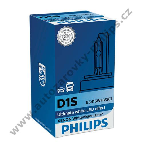 Xenony D1S 85V 35W WHV C1 Philips
