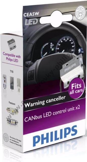 Canbus Philips Led control 5W 12V